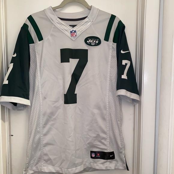 NFL New York Jets Jersey #7 Geno Smith